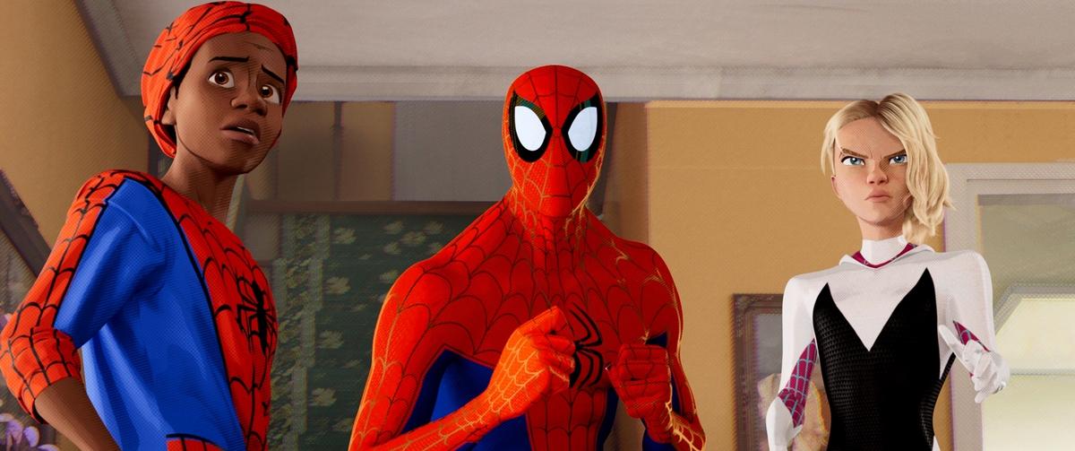 影史最棒蜘蛛人電影! 《蜘蛛人:新宇宙》獲爛番茄滿分盛讚