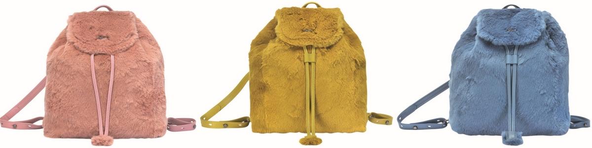毛茸茸的好萌!Longchamp新包款鬼鬼這樣揹 可愛加倍時髦度再破表