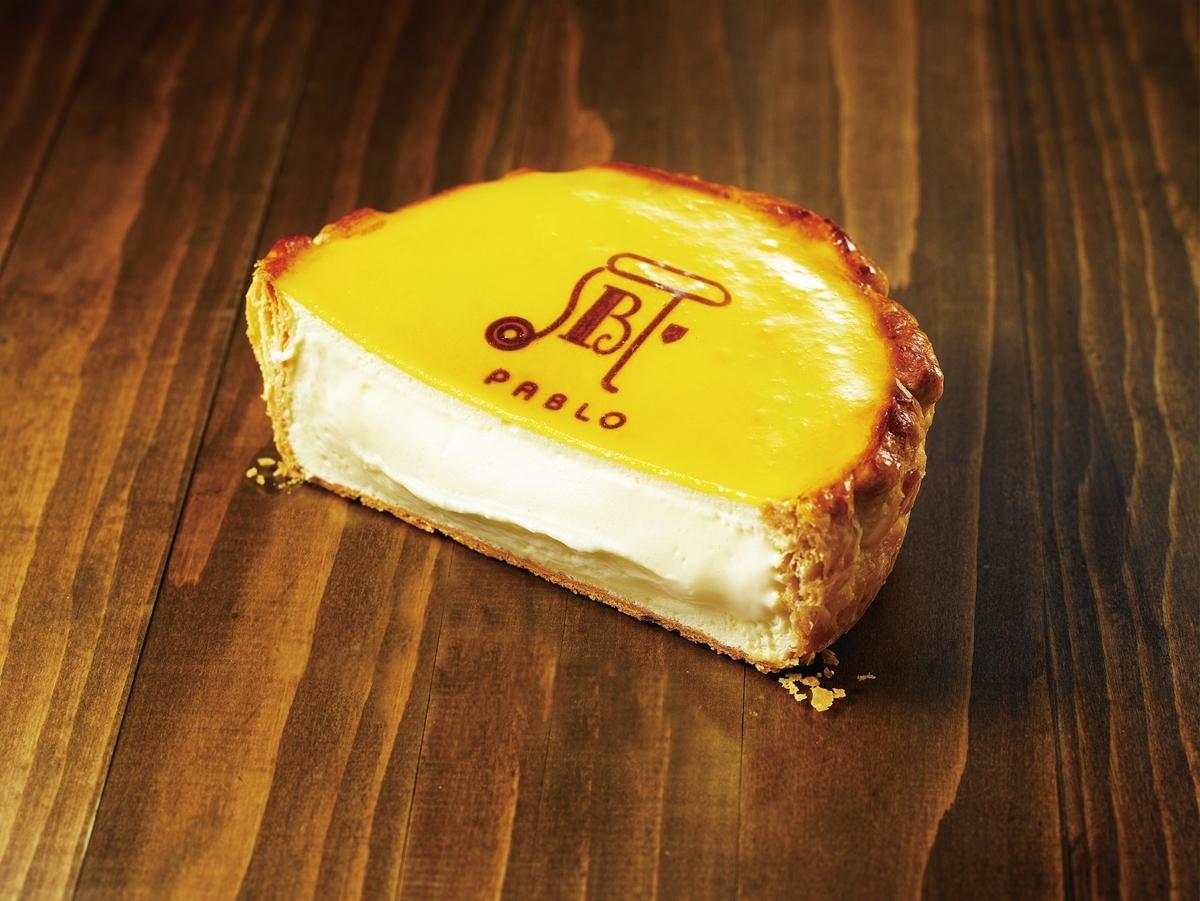 現烤半熟起司塔「PABLO」回來了!直營店重新回歸台灣市場