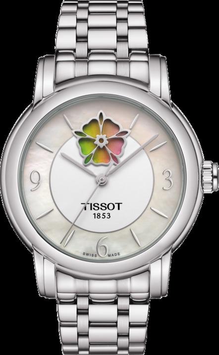 明潮玩錶 X 天梭表:我的「虹」色時間 Rainbow the Time
