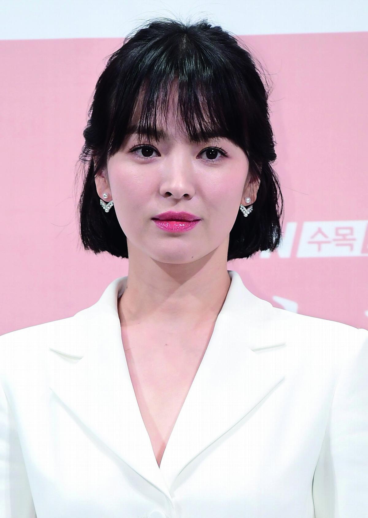 Chaumet首位亞洲品牌大使 韓國女神宋慧喬出任