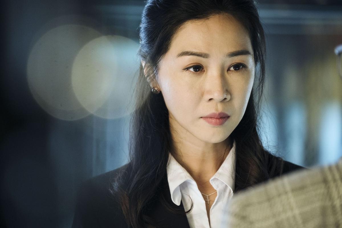 謝盈萱被蕭敬騰激怒 一拳撂倒飆粗話超狂