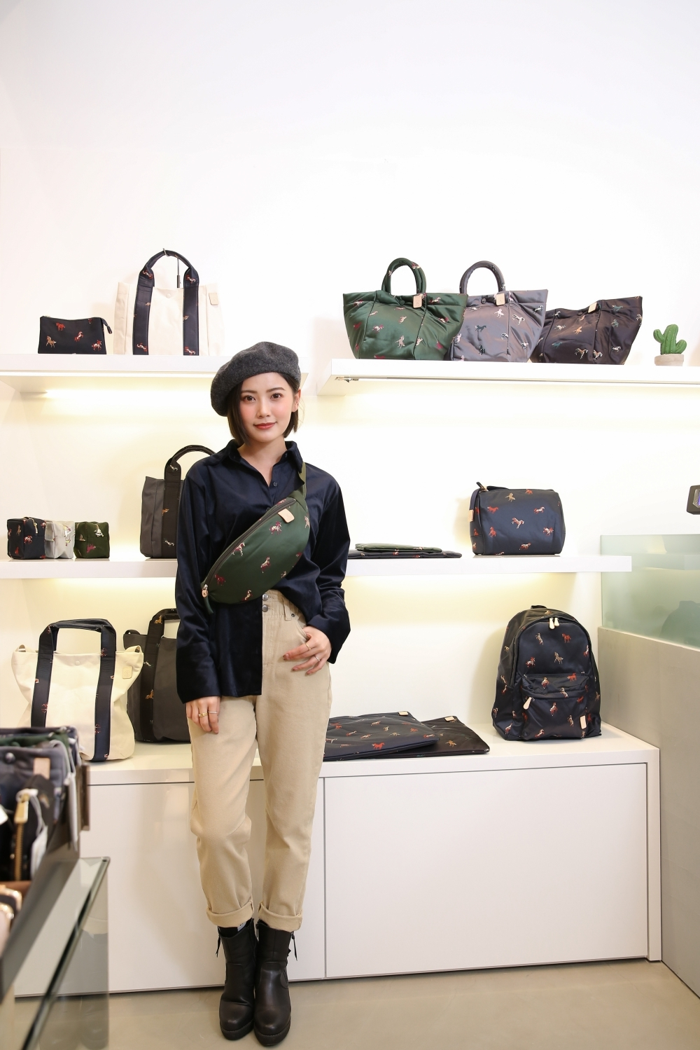被譽為〝日本LV〞來自東京的經典日常時尚品牌「russet」首次進駐信義區