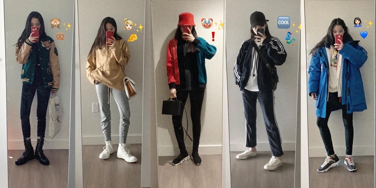 歐陽娜娜30+種風格私服大公開! 讓你穿著搭配不再煩惱啦