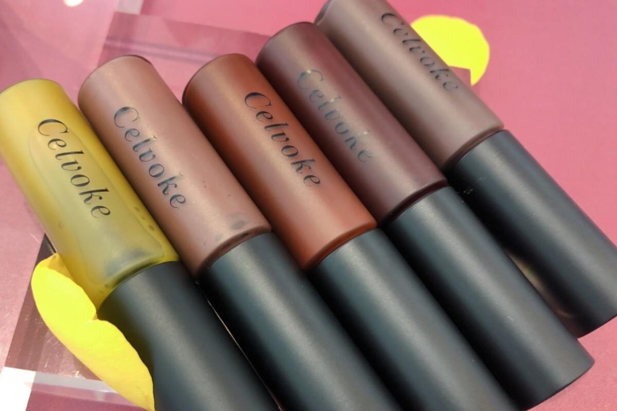 Celvoke 春季彩妝美到不可思議!必買玩色恆彩眼影#27,眼影、腮紅、眉毛、唇膏有這盤就搞定!