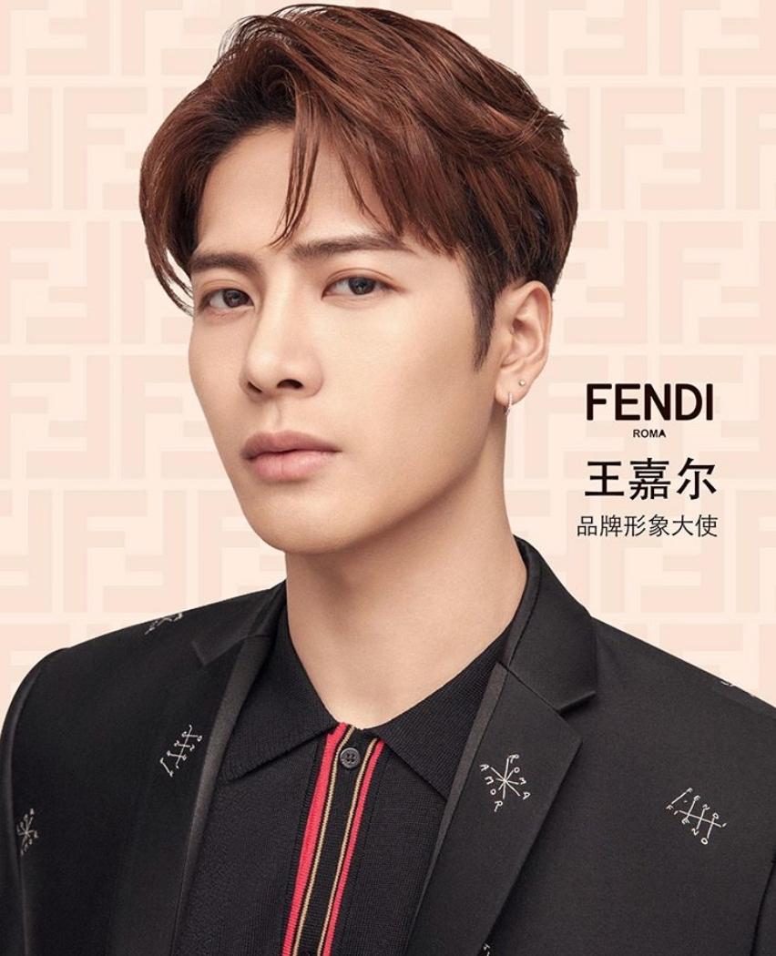 FENDI宣布王嘉爾成為中國區品牌形象大使