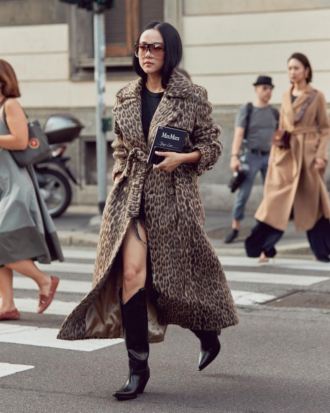 肉肉女冬天這樣穿!掌握4大搭配關鍵,不只顯瘦還能穿得時髦又保暖
