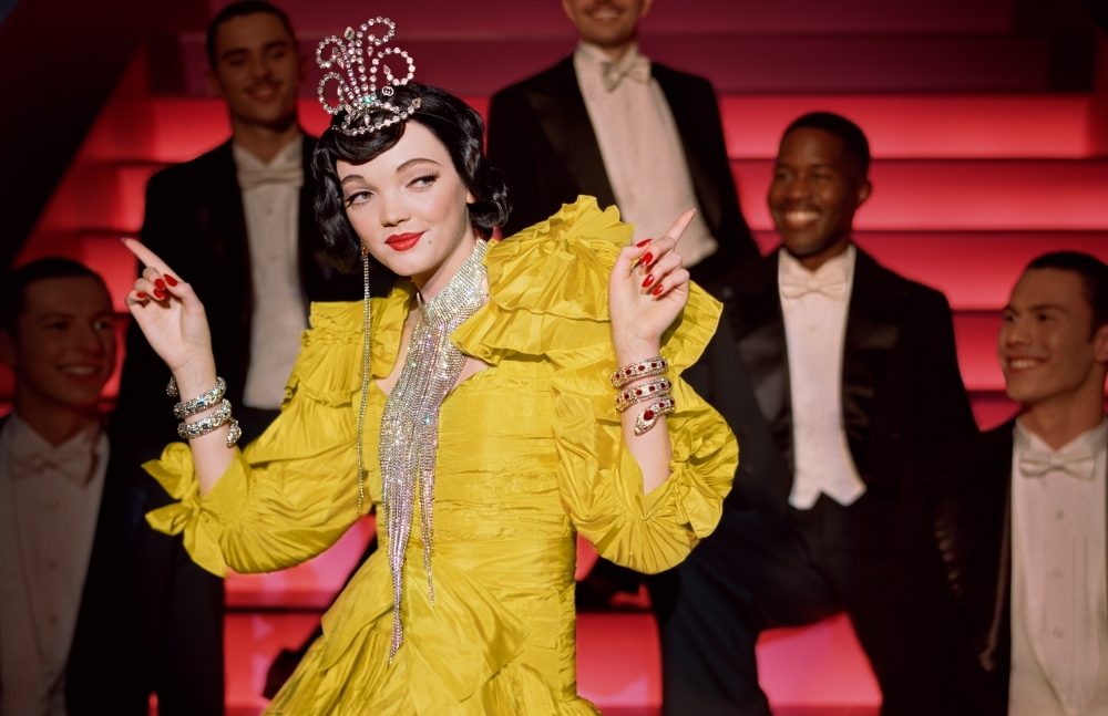每一秒都不想錯過! Gucci春夏形象廣告華麗登場 向好萊塢音樂劇致敬!
