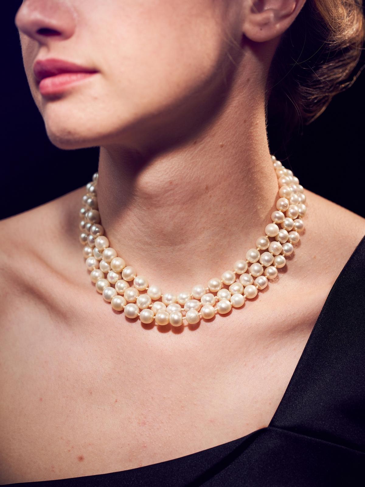 王與后的珍珠傳奇