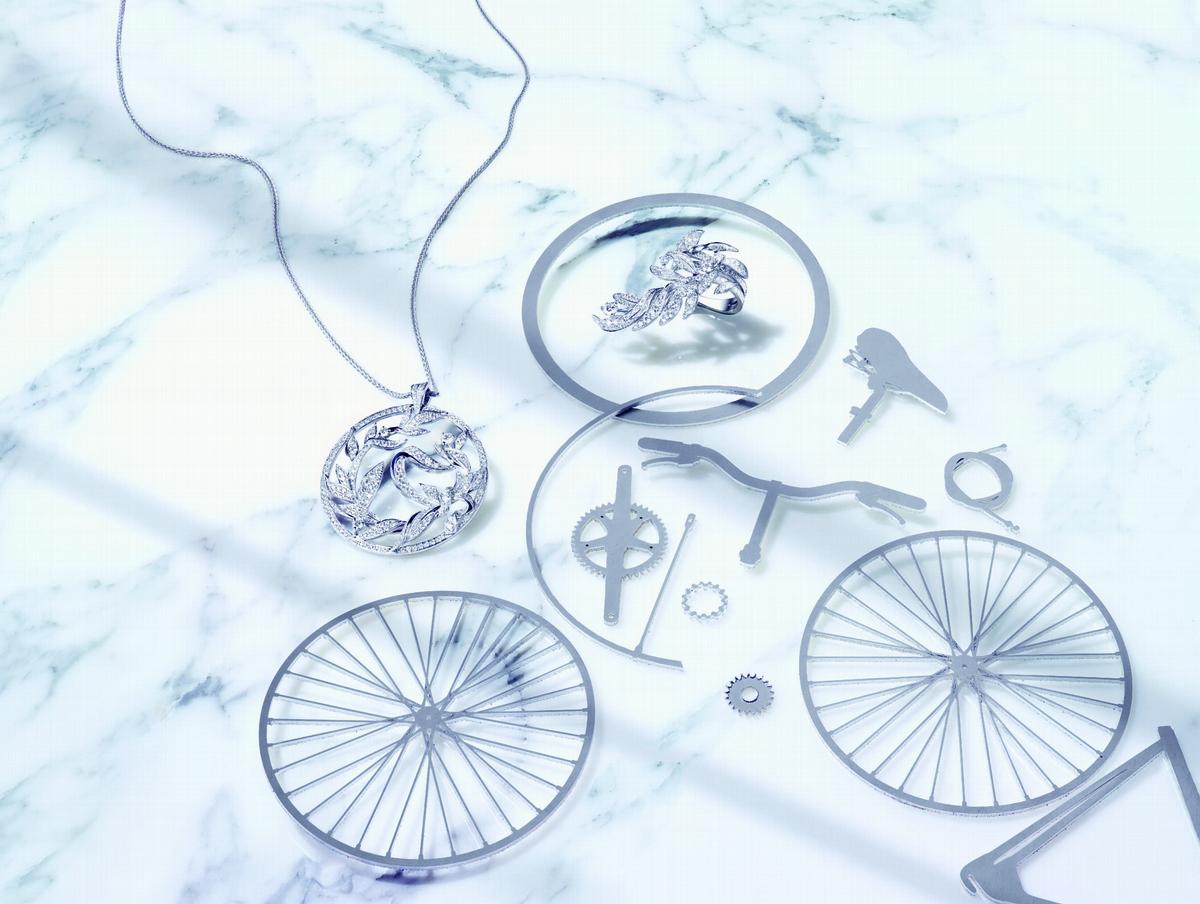 凝雪的冬日珠寶