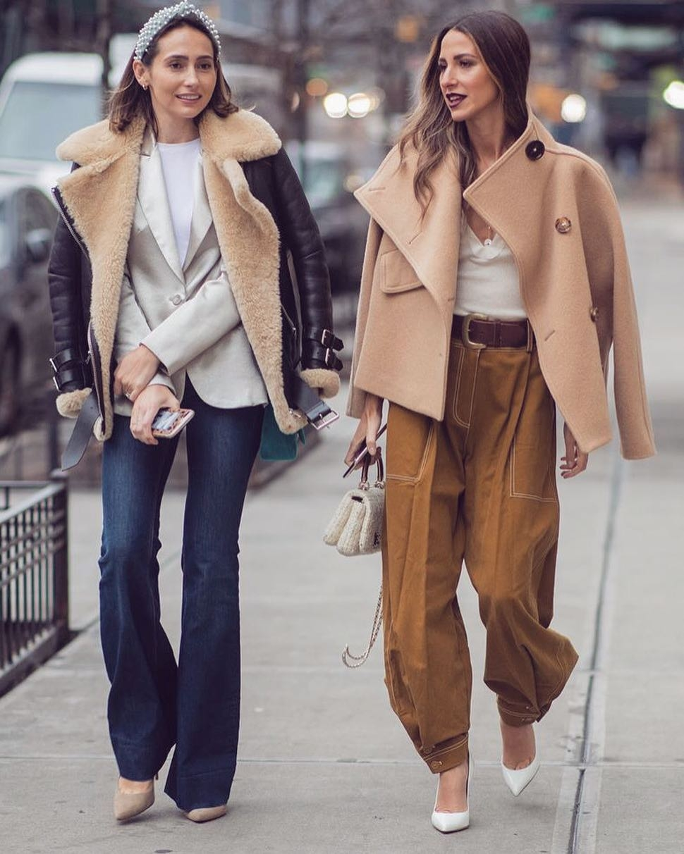 紐約時裝週街拍直擊!向時尚潮人學穿搭,究竟他們最愛的單品配件是?