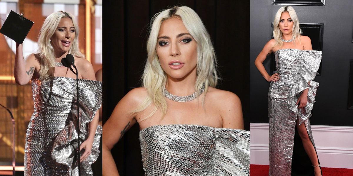 Lady Gaga霸榜葛萊美!成為史上第一個流行分類大滿貫歌手