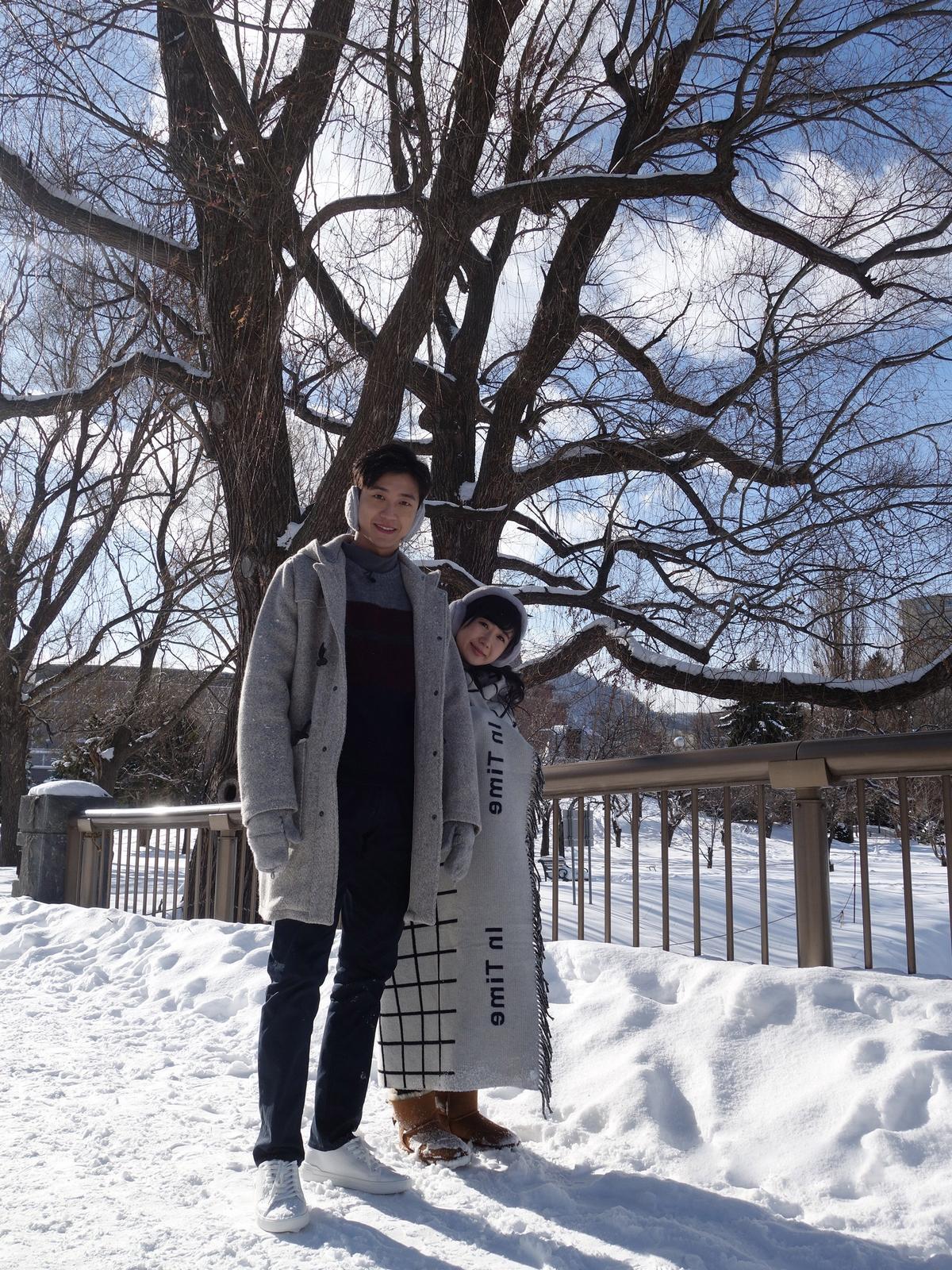 把握小孩還沒出生的兩人世界 福原愛、江宏傑公開私房約會景點