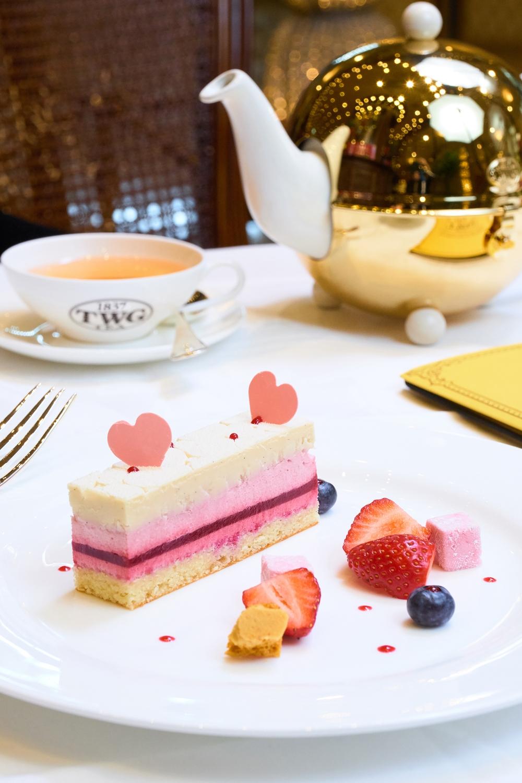 甜蜜又美味!在TWG Tea的曼妙情人節之夜