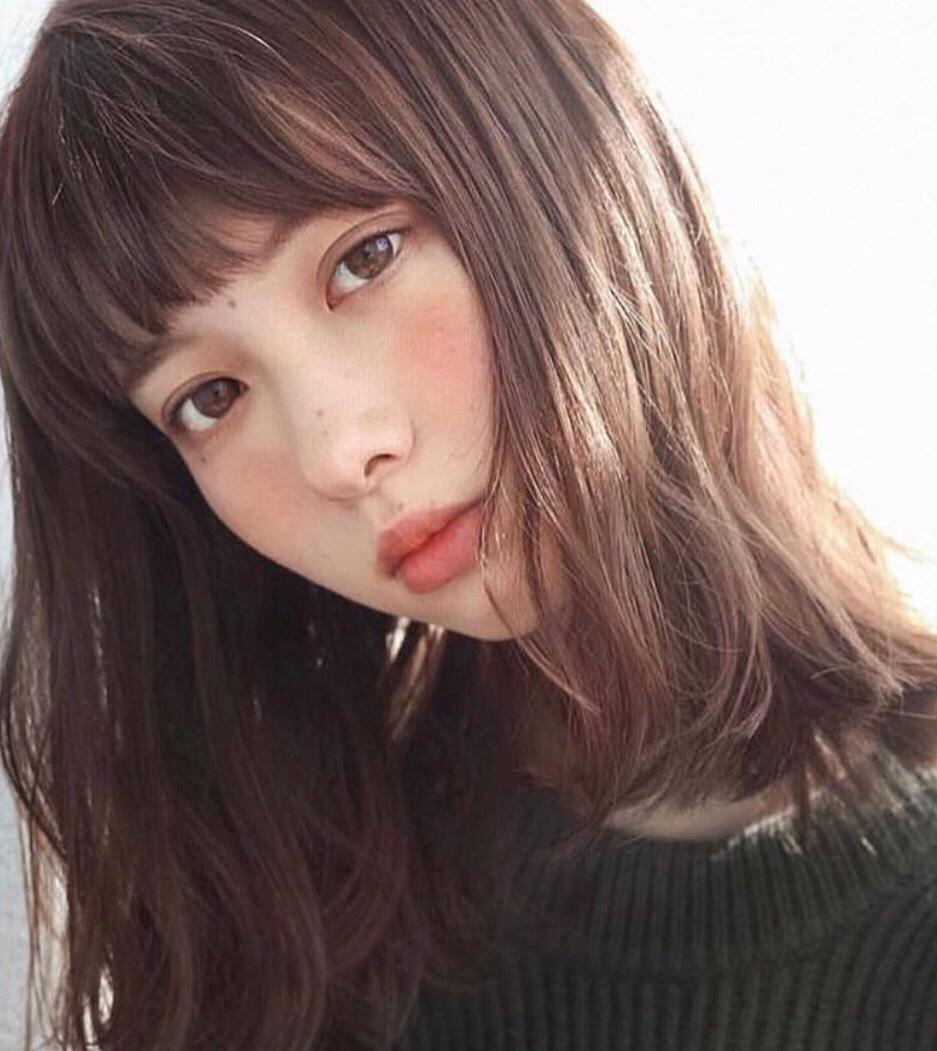日系的妞都這樣畫〜像橘子汽水般的雙頰,在春季裡讓妳 俏皮惹人疼愛