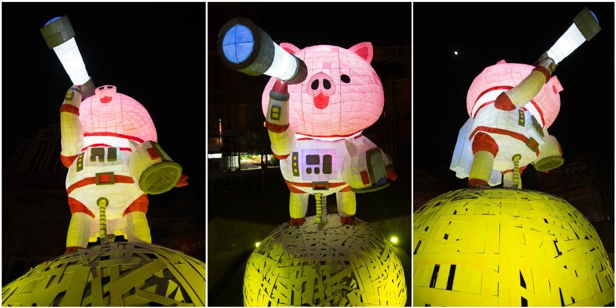 2019新竹燈會太精采!漂浮地球、夢幻太空艙、月球寶寶…7大必看亮點,帶你漫遊宇宙