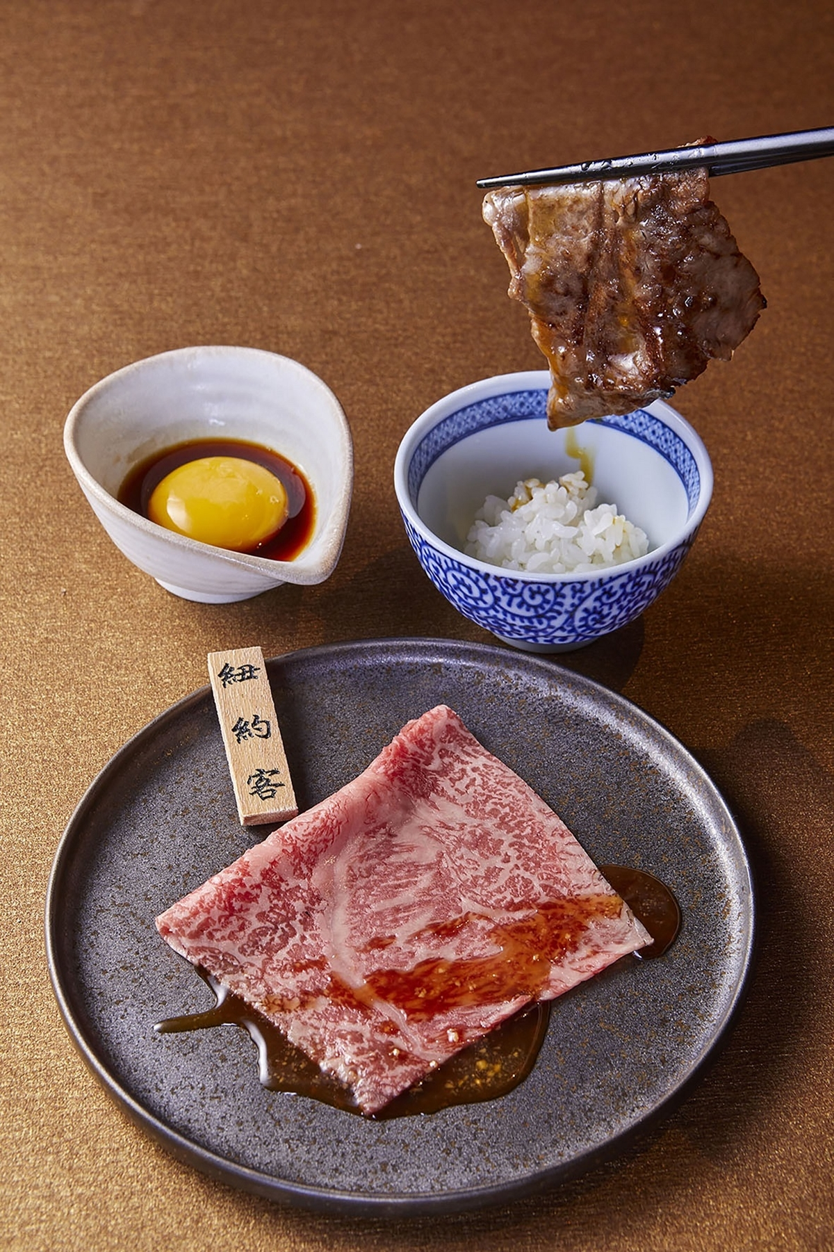 A5和牛x魚子醬超奢華!全台最高燒肉餐廳「和牛47」奢華開幕,特選食材、浪漫景觀,燒肉控快搶訂