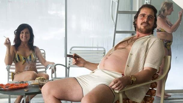 好萊塢最狂橡皮人 克里斯汀貝爾扮禿當錢尼