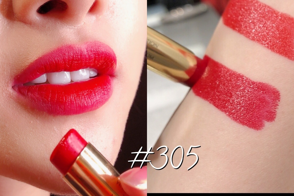 過曝+飽和開最大就是這種色調!雅詩蘭黛『「奢華慾望訂製唇膏』擦上瞬間被崇拜感立刻飆高!