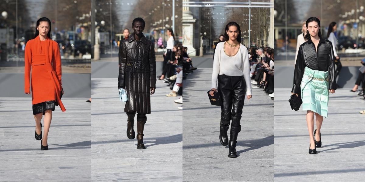 Bottega Veneta2019秋季系列 硬殼包、寬版經典編織摩登又時髦 一眼就收服你的心
