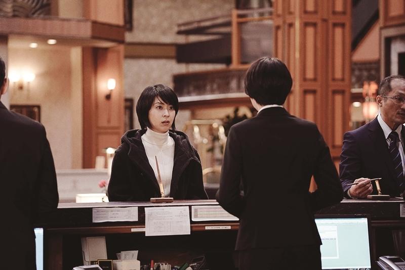 《假面飯店》預告華麗登場! 木村拓哉「一人飾兩角」合體長澤雅美