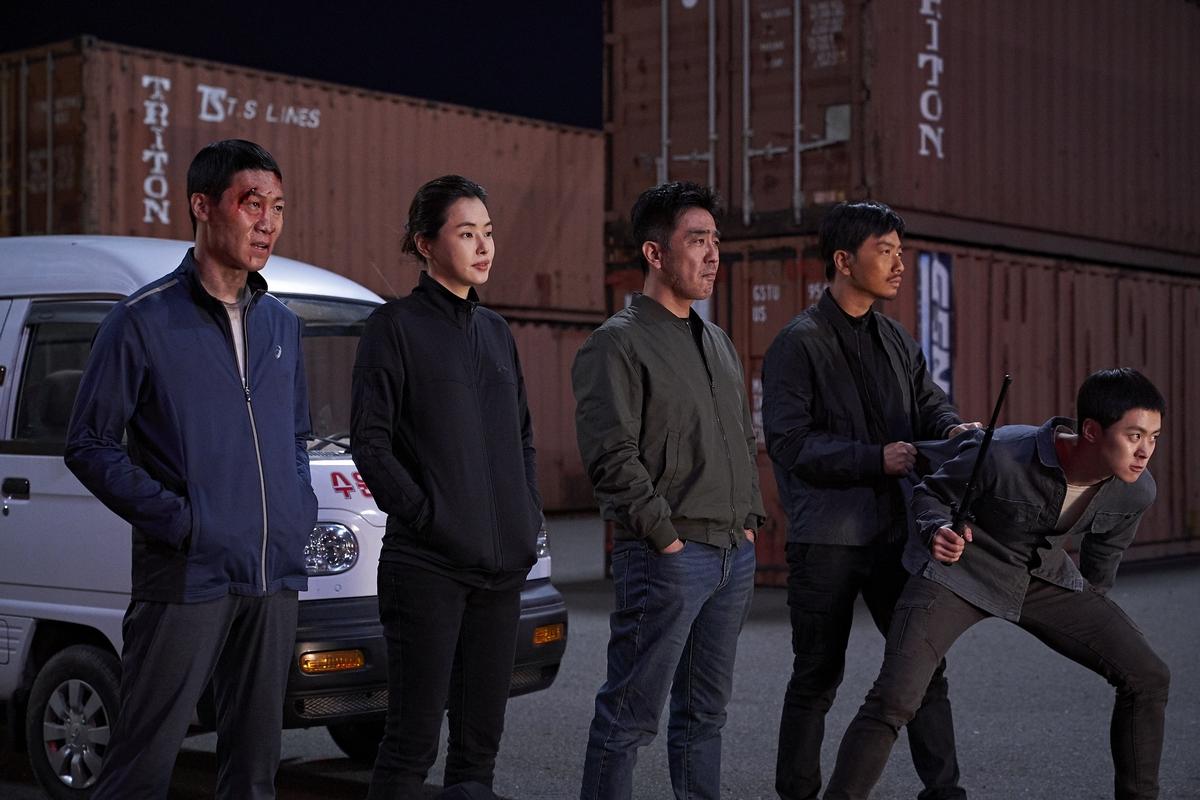 《雞不可失》導演自爆是星爺鐵粉 影帝柳承龍奇葩被封「神經病」