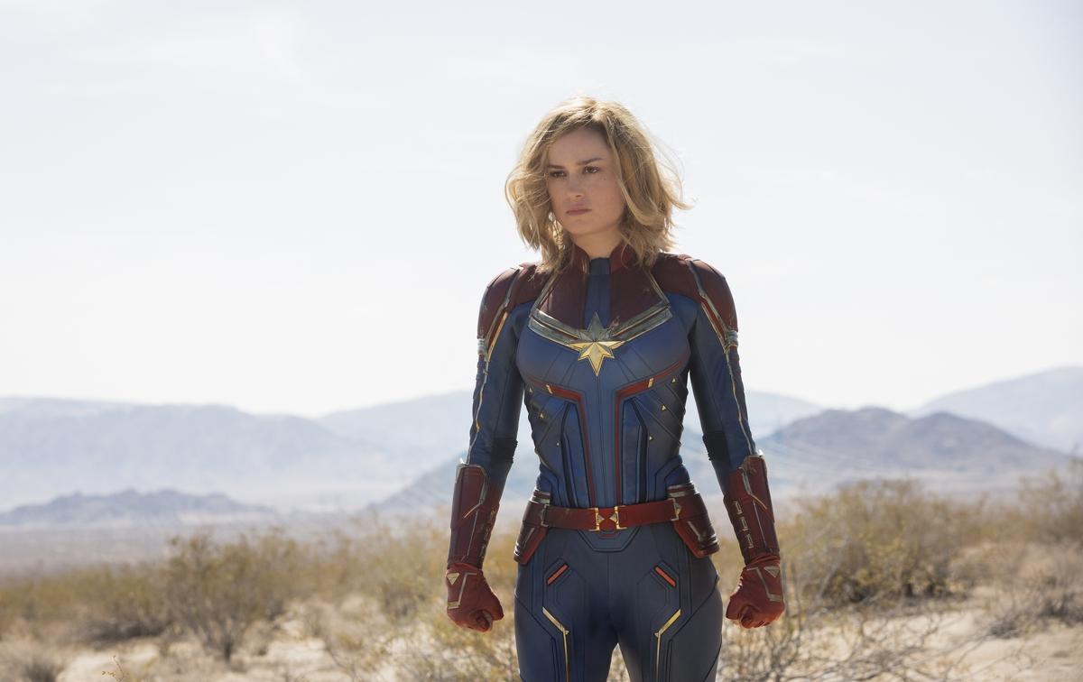 片酬力壓鋼鐵人 布麗拉森變身最強女英雄
