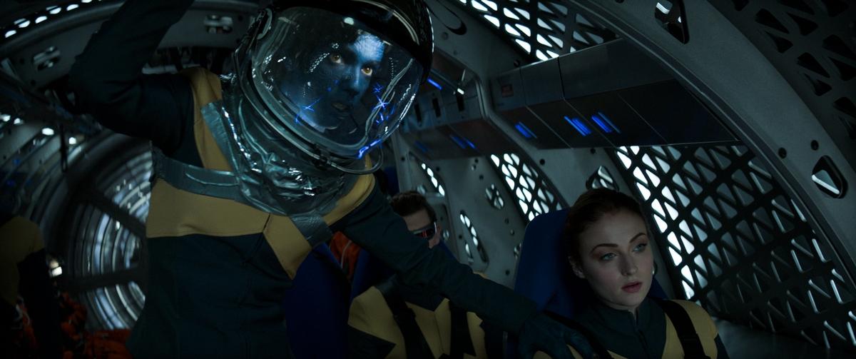 《X戰警:黑鳳凰》再曝光新預告 霸氣影后潔西卡崔絲坦演反派