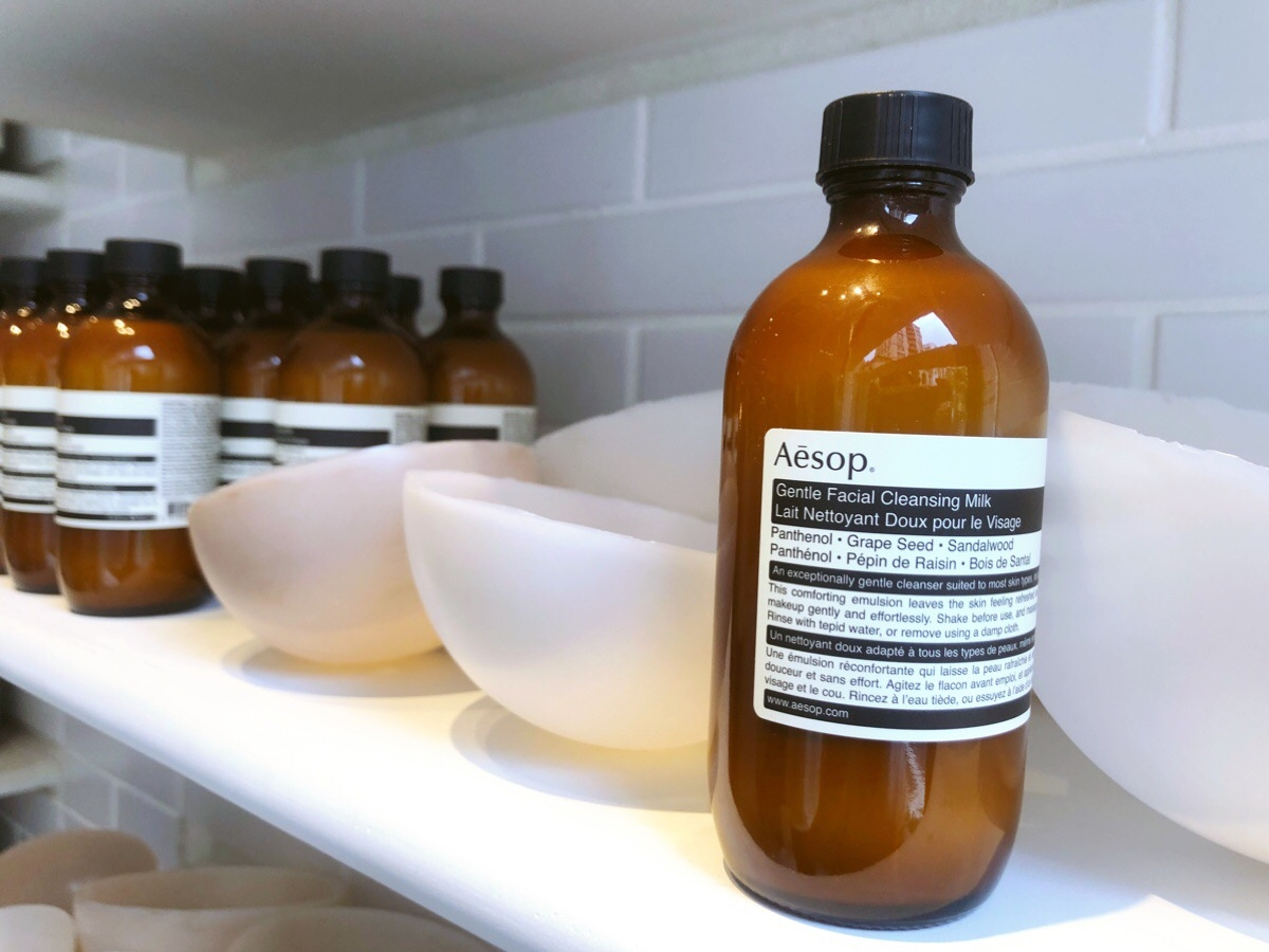 A級文青必用,Aesop推出第一款卸妝品「輕柔潔面乳」!