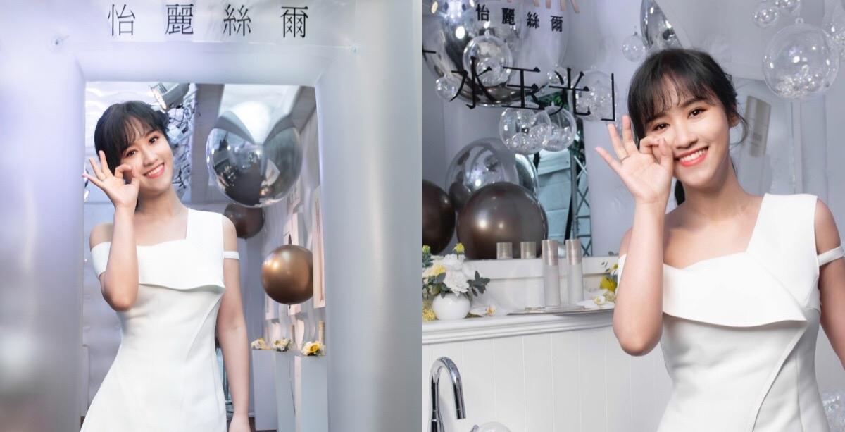 粉太厚、遮太兇、大脫皮的女生最NG! 快來學學Sandy吳姍儒如何打造水玉光美肌!