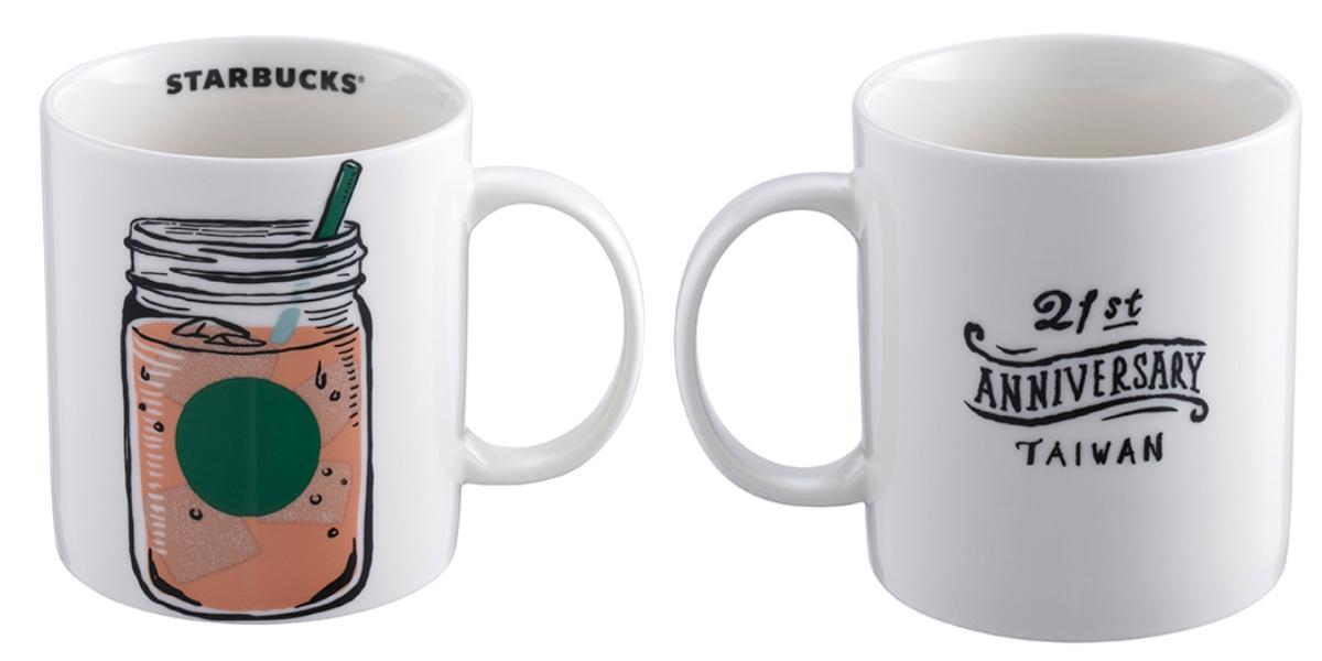 STARBUCKS推出21周年黑白手繪紀念杯!這10款星巴克控不收絕對後悔