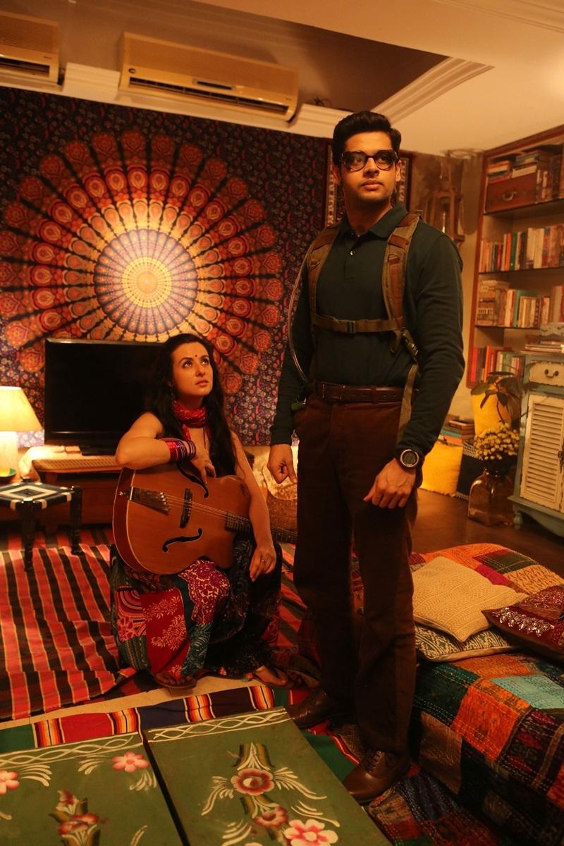 勵志神片《跳痛先生》 捧紅印度帥氣星二代! 阿希瑪努拒當媽寶苦熬3年打出頭