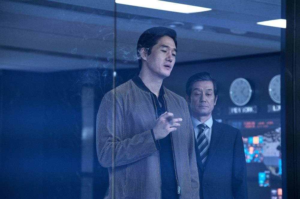柳俊烈挑樑韓版「華爾街之狼」 拍完《錢力遊戲》拒絕被錢誘惑