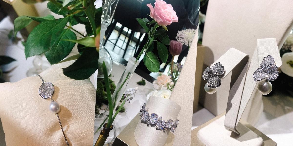 好讓人心動!MIKIMOTO全新玫瑰珠寶 優雅知性兼具看一眼就觸及你心!