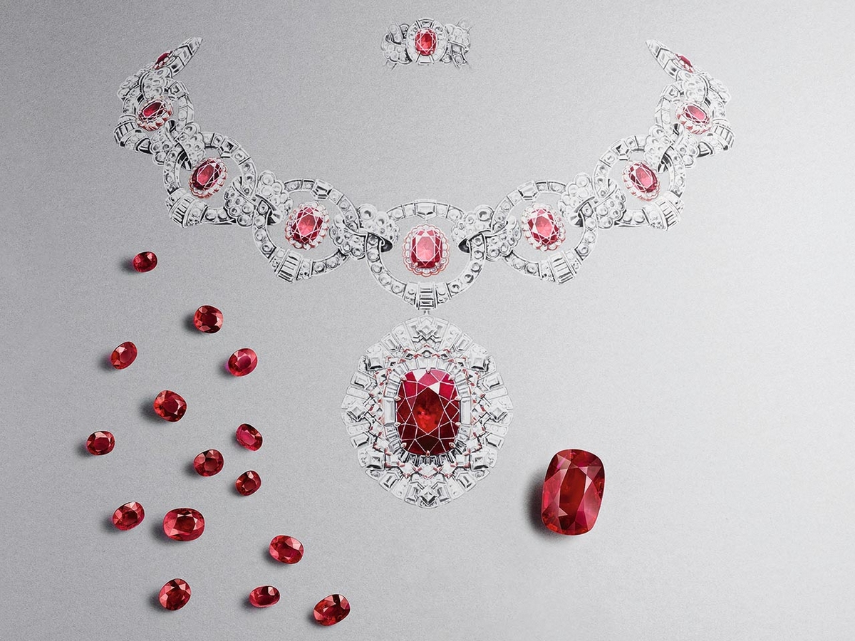 紅寶石戀歌  Treasure of Rubies