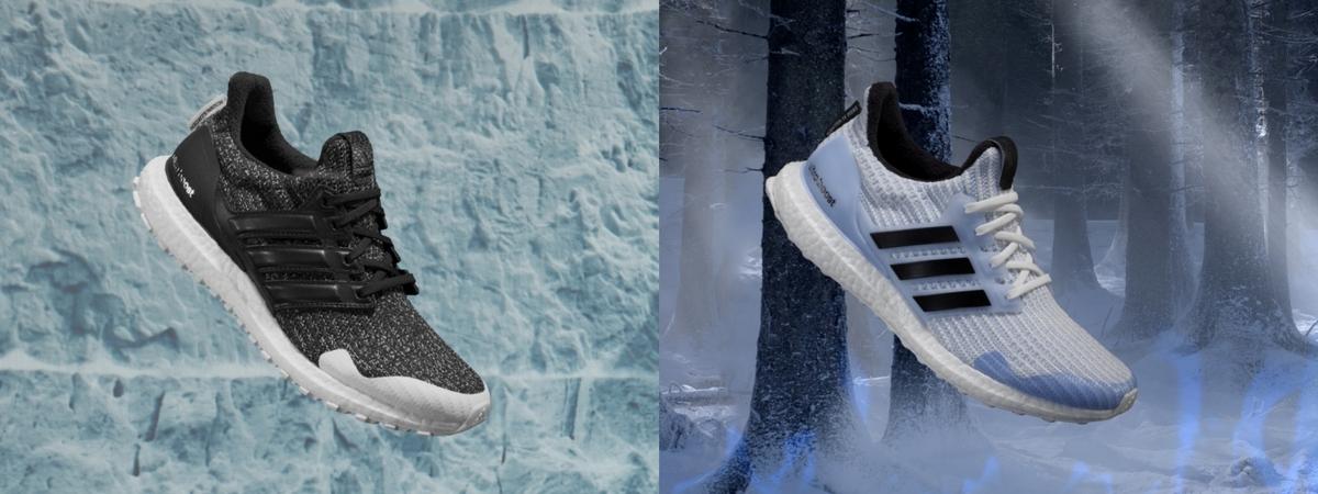 劇迷們衝一波! adidas X《冰與火之歌》限量聯名 霸氣登場非收藏不可!
