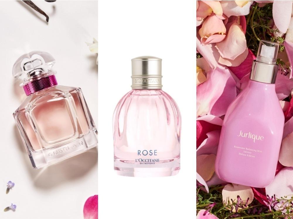 呼叫玫瑰控~玫瑰香味真的有夠夢幻,再多一瓶也不嫌多