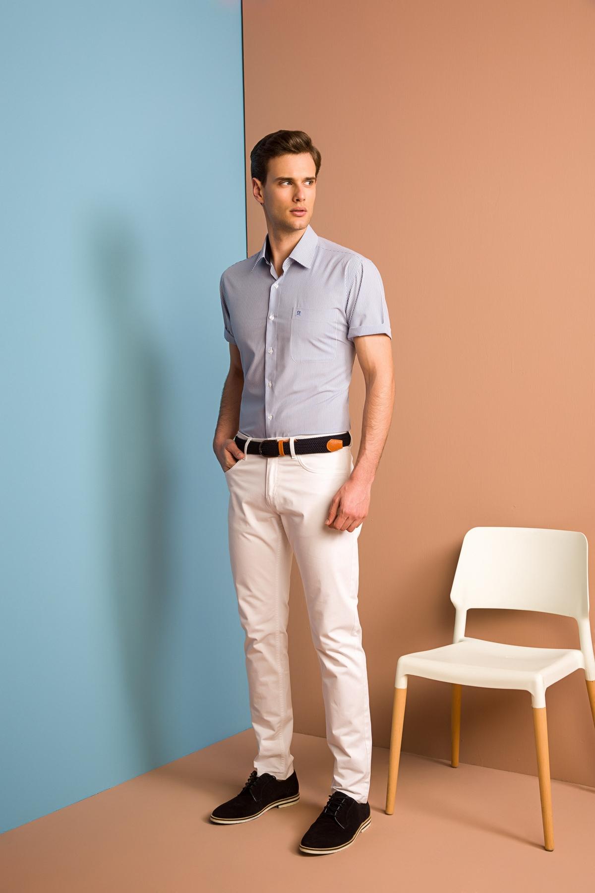 Montagut男裝早春新品釋出,帶上熱情紅、藍、白色調展現性感魅力