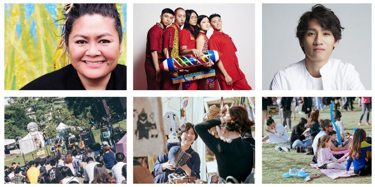 2019寶藏巖光節登場!14組國內外藝術家、5大音樂表演、簡單市集超精彩,文青別錯過!