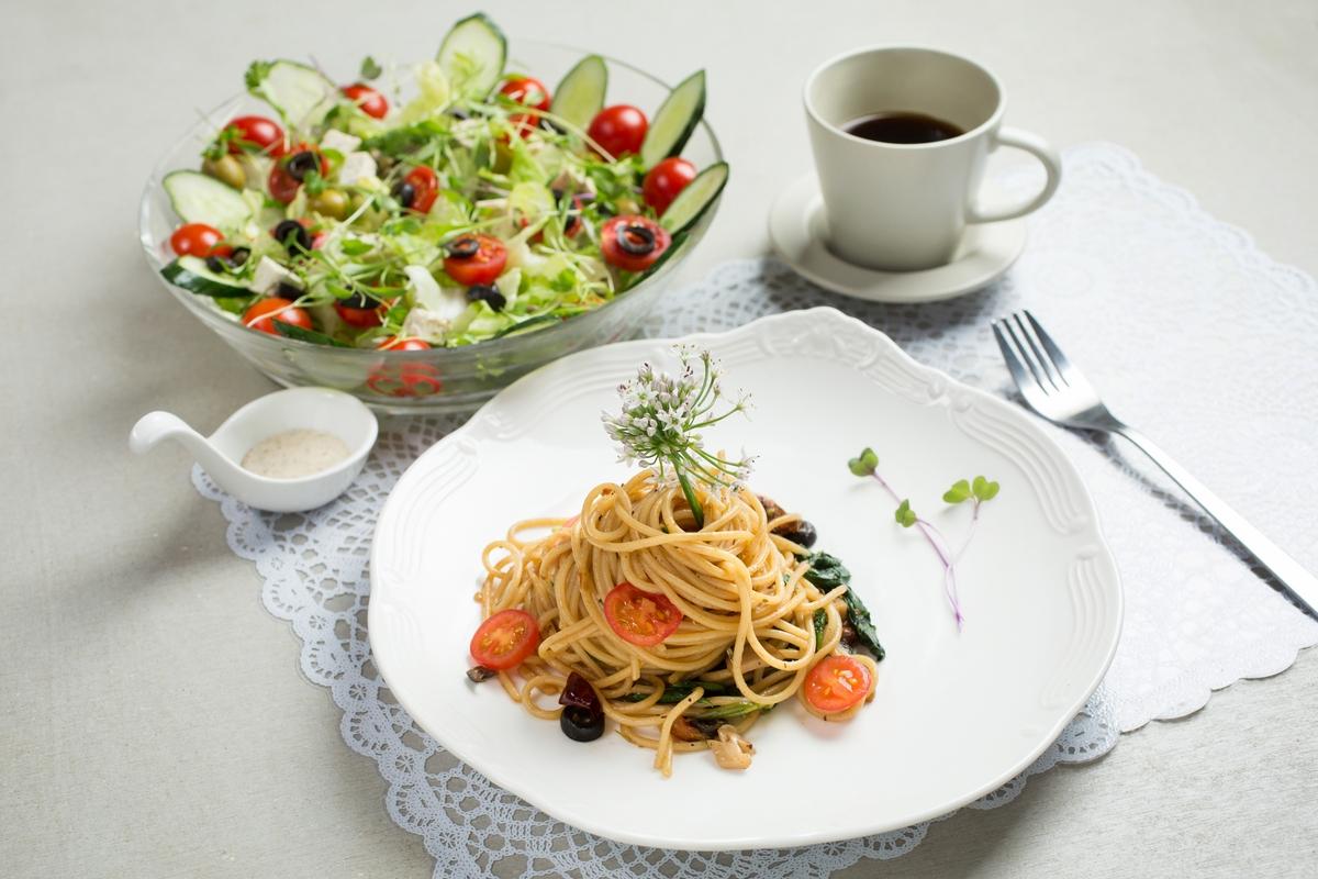 台北蔬食料理推薦!小小樹食、URBN culture、 The Green Room…5間連肉食者都必吃的餐廳整理