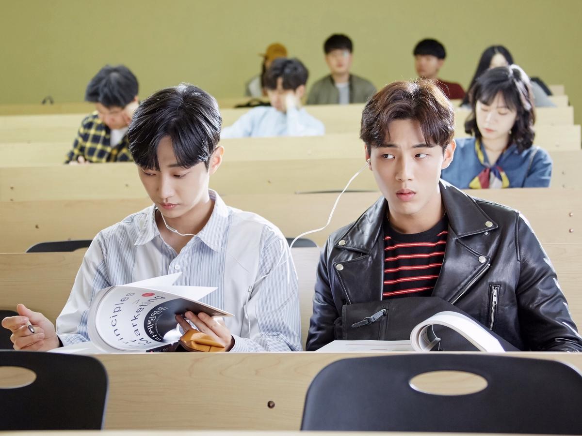Netflix韓劇《因為初戀是第一次》預告首發! 金志洙升格男一嚐粉紅初戀