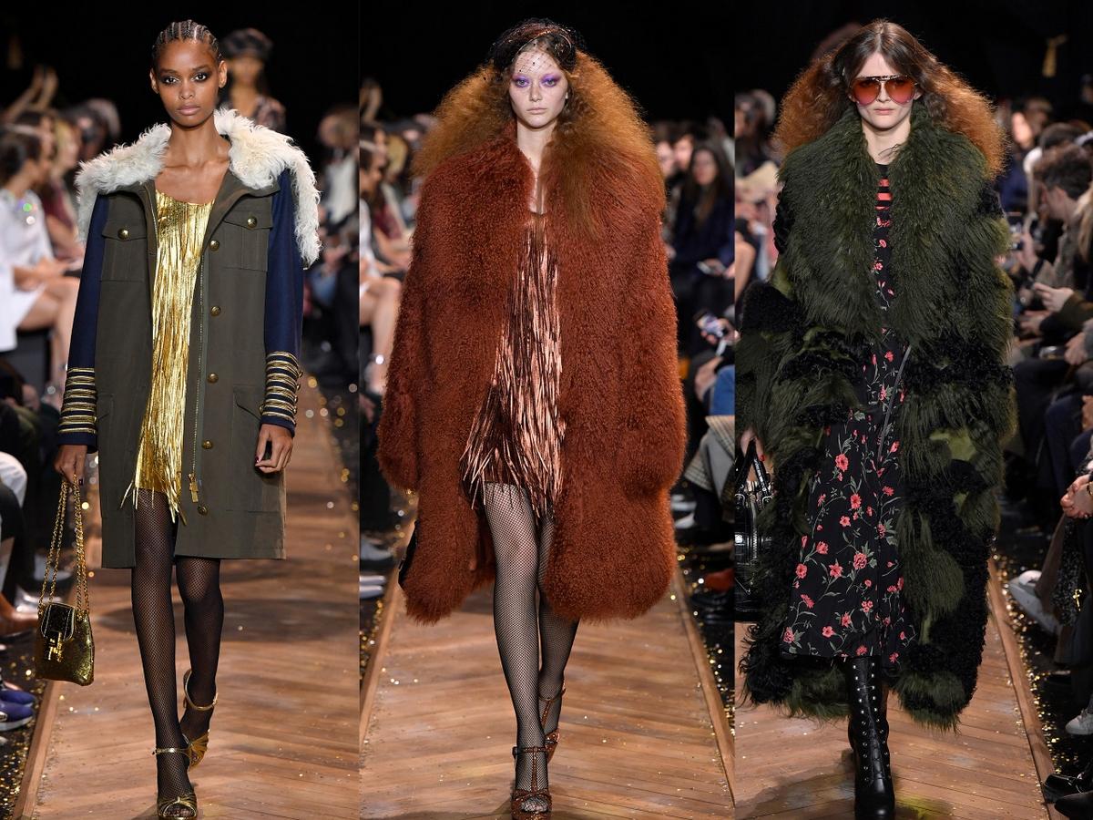 〈2019秋冬紐約女裝周〉Michael Kors Collection  讓我們回到70年代的紐約迪斯可吧
