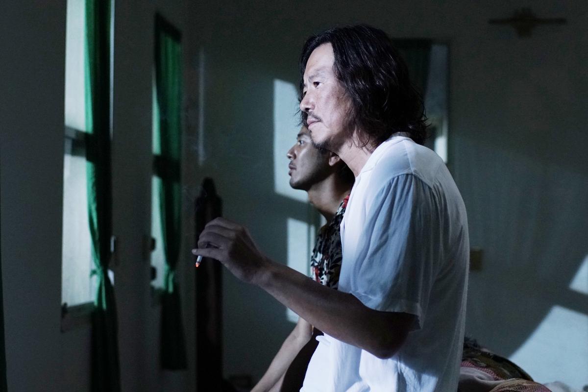 妻夫木聰、豐川悅司月底襲台! 《亡命之途》日黏18小時如情侶
