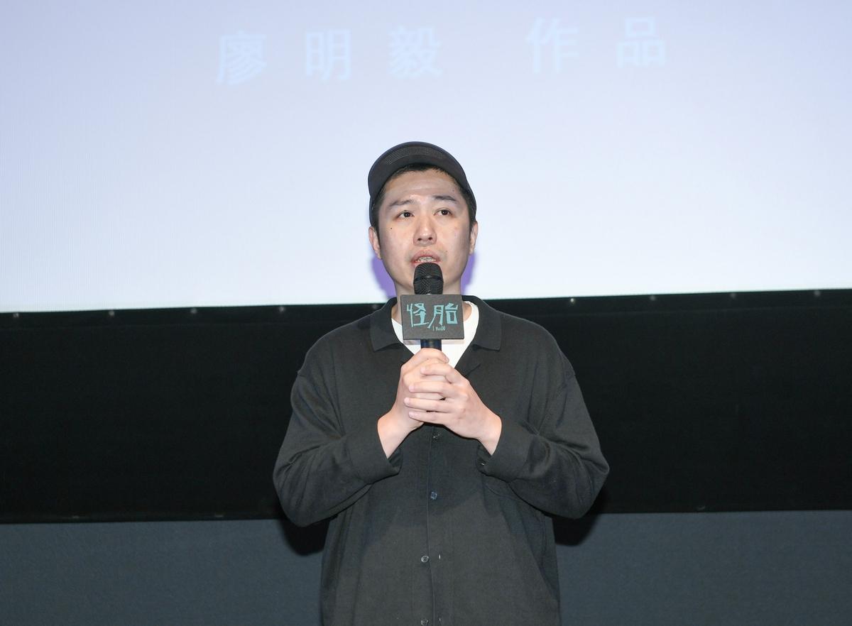 台灣首部iPhone電影《怪胎》開拍! 林柏宏獻多場洗澡戲「背部全裸也ok」