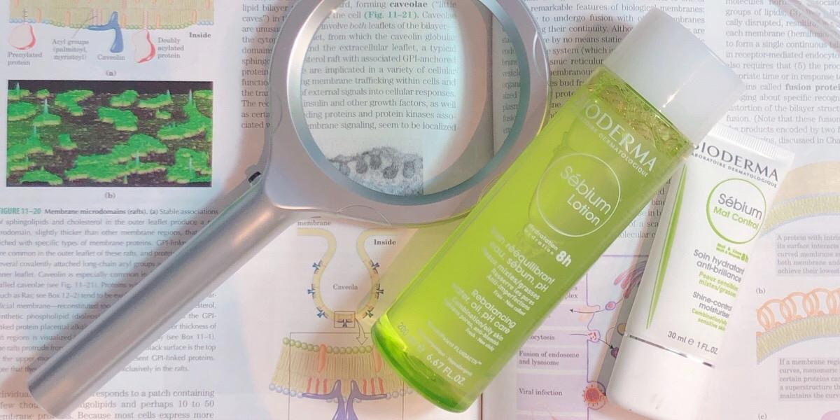 用「平衡」取代控油!『貝膚黛瑪平衡控油高效保濕水凝乳』幫毛孔暢通,從源頭解決油光問題!