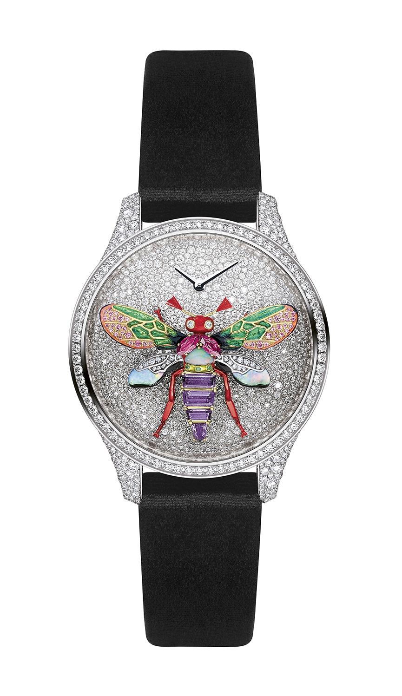 明潮玩錶 X Baselworld 2019:想入飛飛 Dior Bal à Paris 2019新品發表