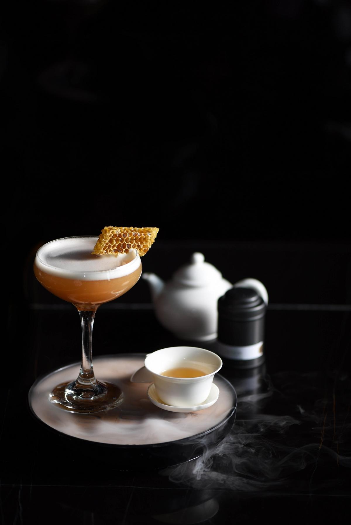哪款調酒最適合你?W飯店 x Le vert thé 打造7款籤詩茶酒,療癒厭世掛、放空者!