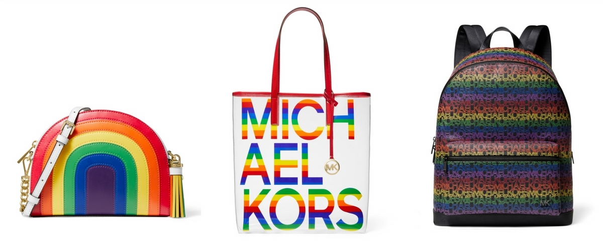 MICHAEL Michael Kors 夏季彩虹膠囊系列