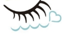 Q彈的冰珠設計,不只消除眼袋黑眼圈,竟然還能強健睫毛