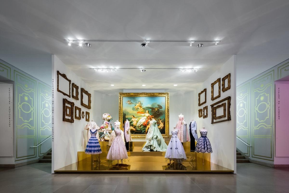 Dior巡迴展再次震撼你的心!滿滿200多件創作向品牌70年歷史致敬